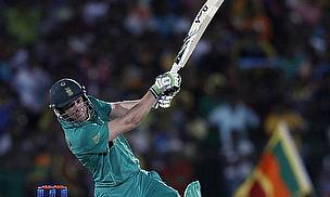 Super De Villiers Leads South Africa To Series Triumph