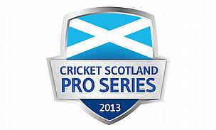 Cricket Scotland Launches Domestic Pro Series