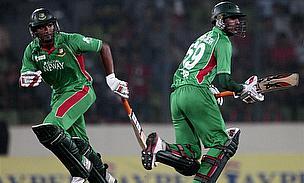 Nasir Cameo Gives Bangladesh Historic Win