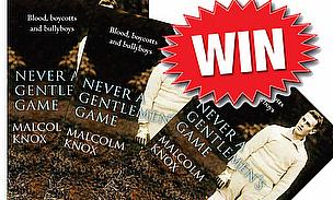 Win A Copy Of 'Never A Gentleman's Game'