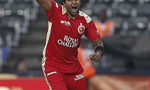 IPL 2013: Vinay Kumar Bowls Bangalore To Victory
