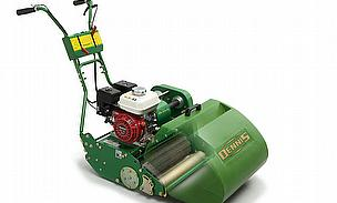 Dennis Verticut TT Cricket Mower