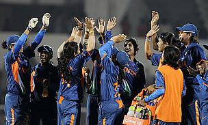 India Women Complete Clean Sweep Over Bangladesh