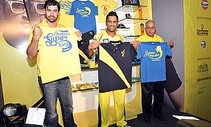 Chennai Super Kings Unveil New Merchandise Range