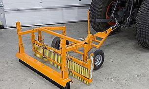 SISIS Cricket Wicket Combination Implement Frames