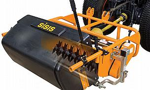 SISIS Tractor Mounted Cricket Square Scarifier