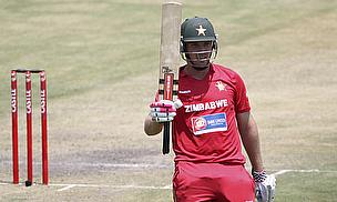 Zimbabwe Name 20-Man Squad For Bangladesh Series