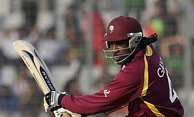 Cricket Betting: 25/1 For Gayle's Ton To Be Beaten