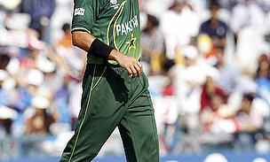 Pakistan Drop Afridi For ICC Champions Trophy