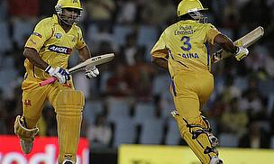 IPL 2013: Raina Hits Century, Chennai Build Lead