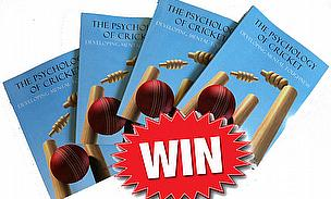 Win A Copy Of 'The Psychology Of Cricket'