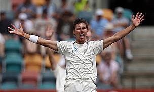 Disciplined New Zealand Edge Attritional First Day