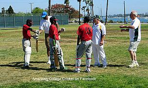 Compton Baseball, Watts Kids, Aussies, American College Cricket