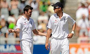 CW Players Of The Week - James Anderson & Stuart Broad