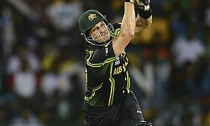 Watson Ton Helps Australia Ease To Victory