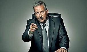 England Hero Sir Ian Botham Shows Who's Boss