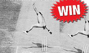 Win a copy of 'Sticky Wickets' by The Duckworth Lewis Method
