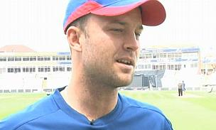 Jonathan Trott talks ahead of the England-India Champions Trophy final