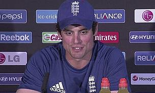 Video - Cook Confident Ahead Of England's 'Big Day'