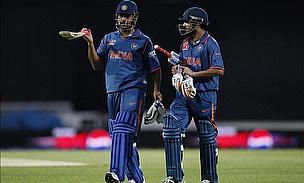 Mahendra Singh Dhoni and Gautam Gambhir