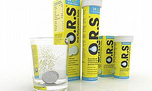O.R.S Solves Sports Rehydration