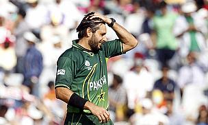 Afridi Earns Another Pakistan Recall