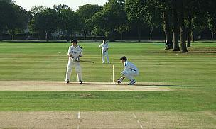 General view of club cricket