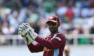 Ramdin Left Out For Opening Pakistan ODIs