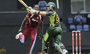 Pakistan And West Indies Tie Third ODI