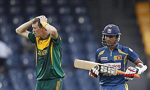 Sri Lanka Win Rain-Ruined Match