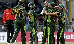 Pakistan Win Last-Ball Thriller In St Vincent