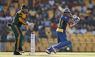 Sri Lanka Hammer South Africa In Dead-Rubber