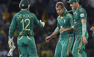 Duminy Dominates As South Africa Win