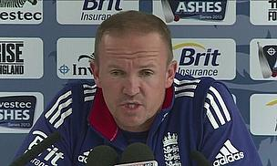Video - Andy Flower Targets Series Win