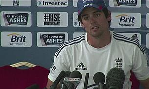Video - Cook, Clarke Look Ahead To Fourth Test