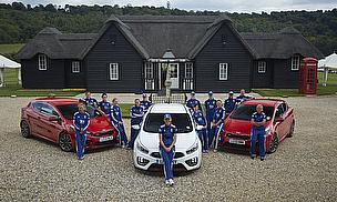 Kia Partners Up With England's Women