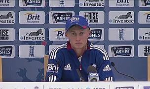 Video - Root, Siddle On Slow Day Three
