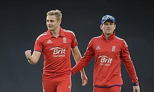 Morgan To Lead England ODI Squads