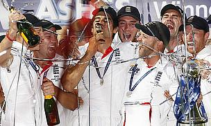 England Apologise For Misbehaviour