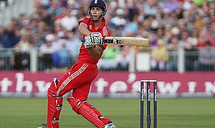 Hales Leads England To Comfortable Win
