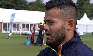 Video - Rafiq Hopes For Strong Finish