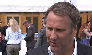 Video - Paul Merson Talks Ashes, T20 Cricket