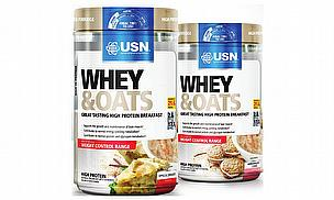 USN Whey & Oats Porridge