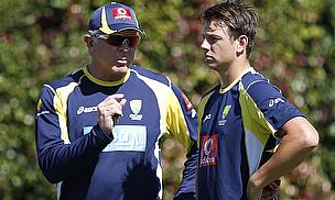 Craig McDermott, James Pattinson