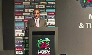 BCB Chairman Nazmul Hossain
