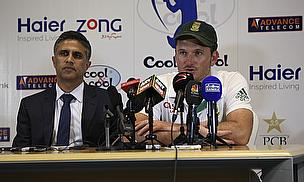 Graeme Smith, Dr. Mohammed Moosajee