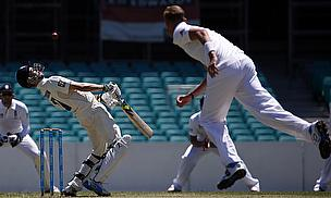 Stuart Broad, Sydney Cricket Ground