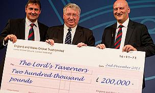 Lord's Taverners Celebrates Landmark Year