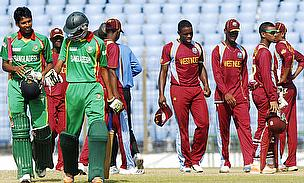 Bangladesh U19 v West Indies U19