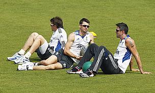 Swann, Anderson, Pietersen